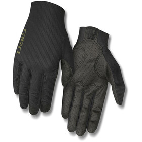 Giro Rivet CS Guantes, black/olive